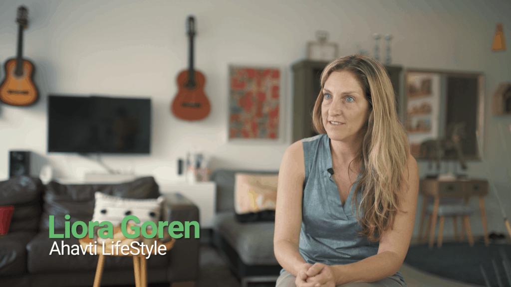 Liora Goren Successful Etsy Store Owner