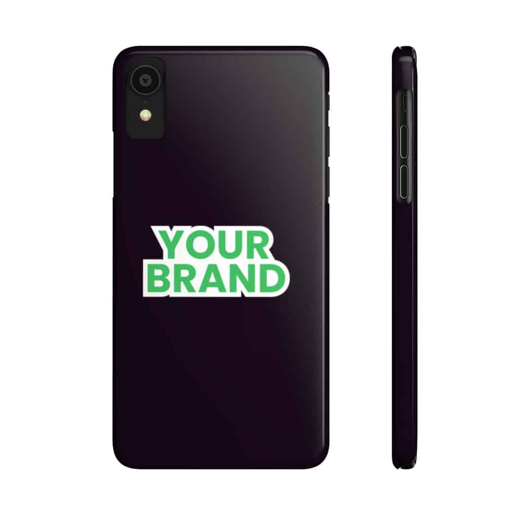 Printify Custom Phone Cases - Print on Demand Phone Cases