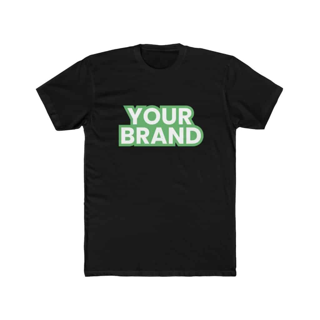 Make your own shirt - Create and sell custom shirts online