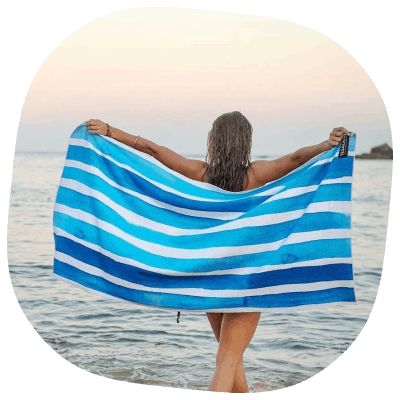 Beach Towel print on demand