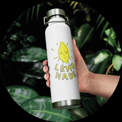 Summer Product Ideas Bottle