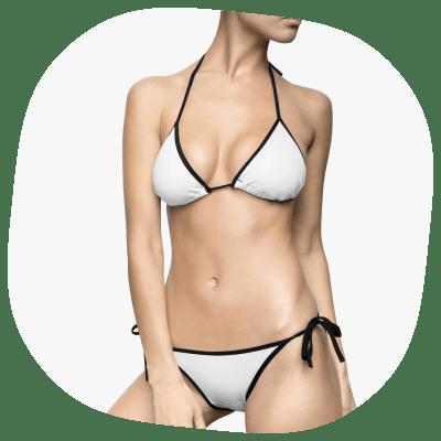 Bikini - print on demand summer products