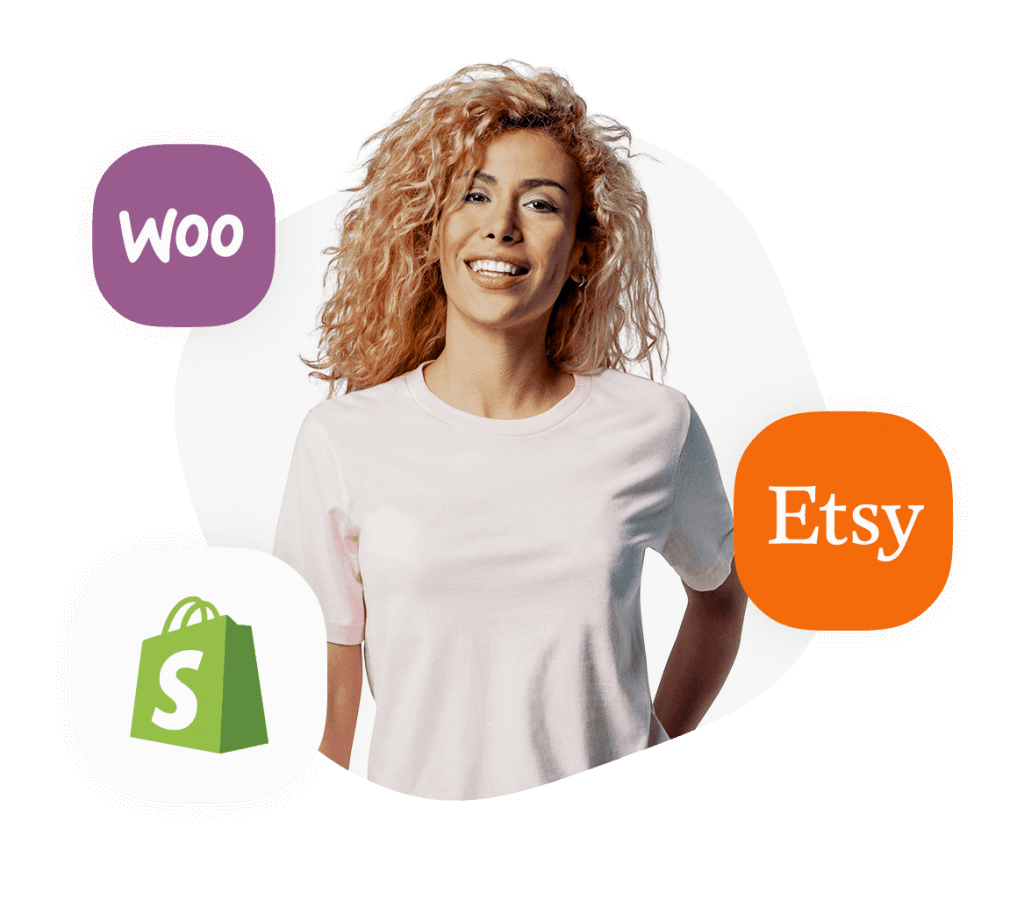 Printify integrations with eCommerce platforms