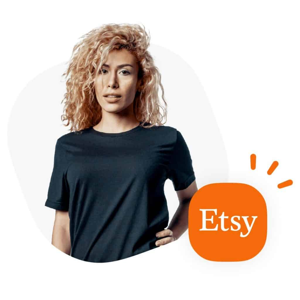 Printify for Etsy - make money from home with Etsy
