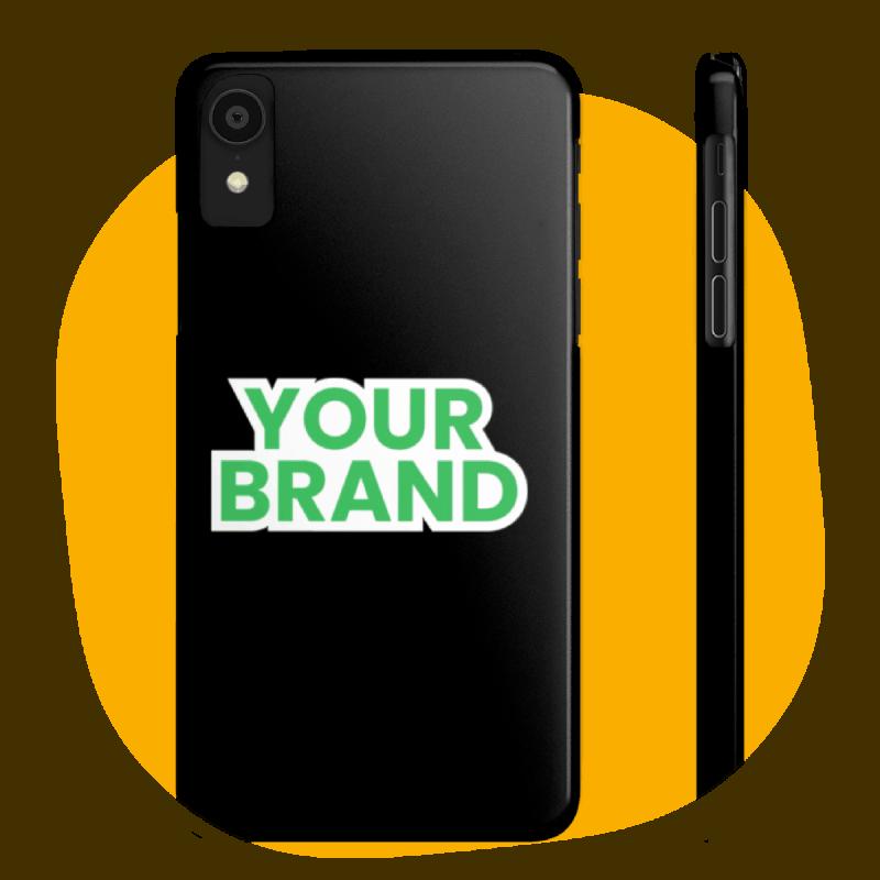 phone case with custom print iphone