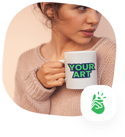 create a custom mug