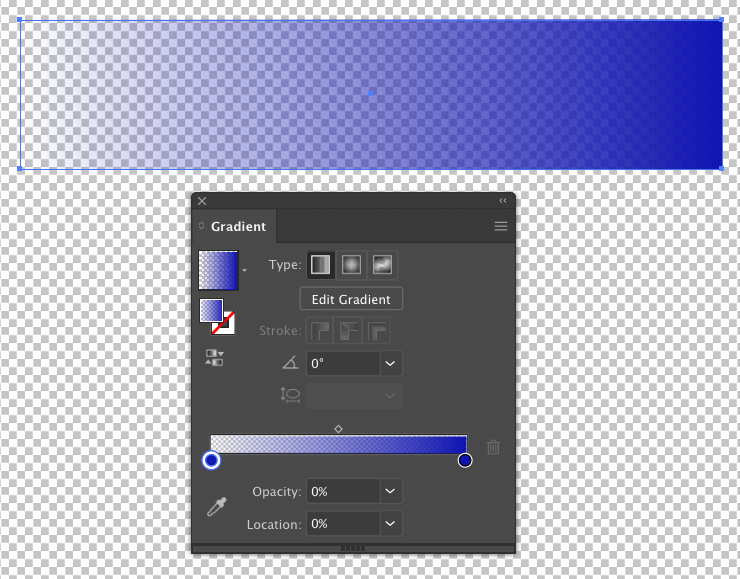 print on demand gradient