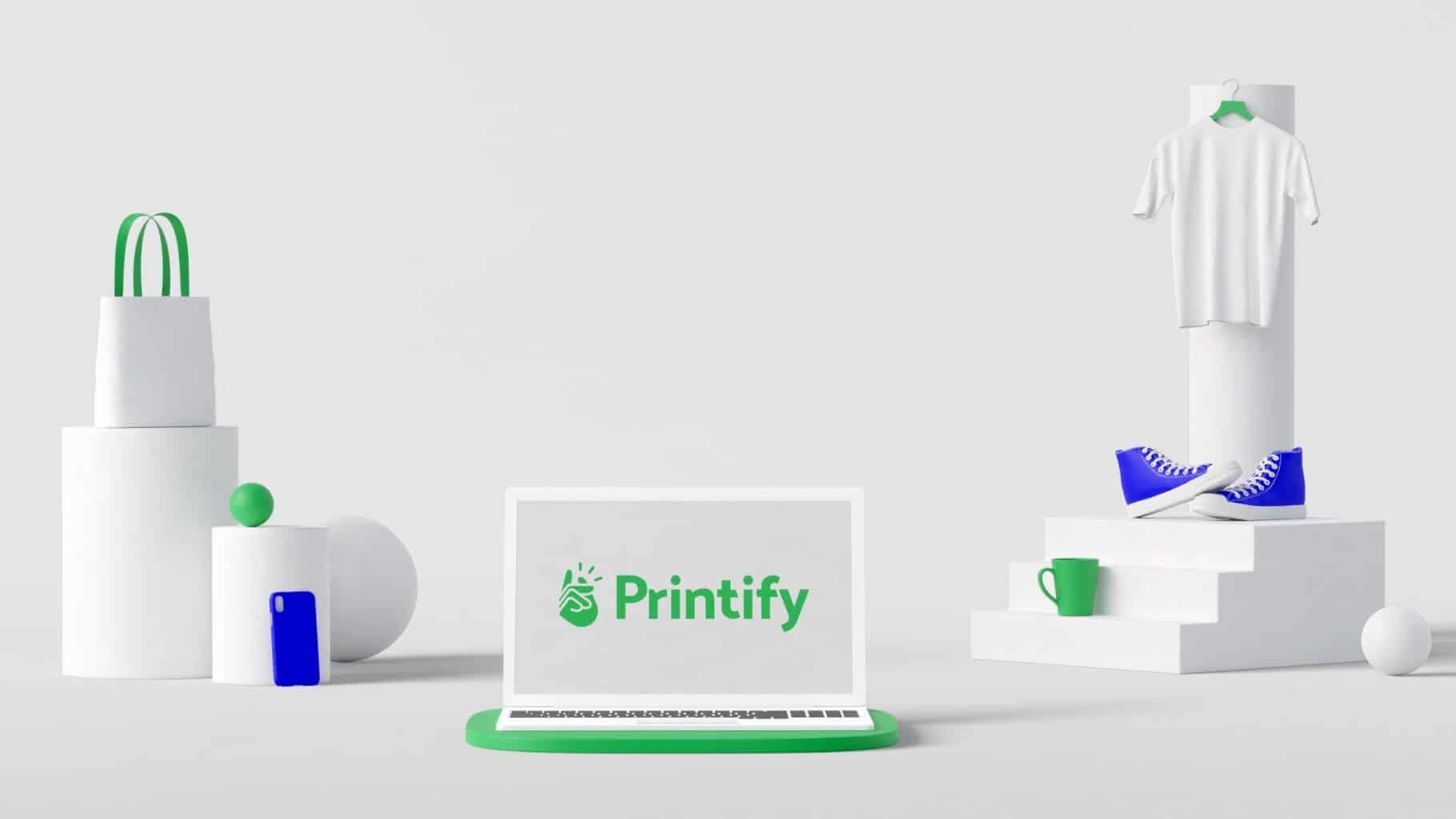 Printify Print on Demand platform