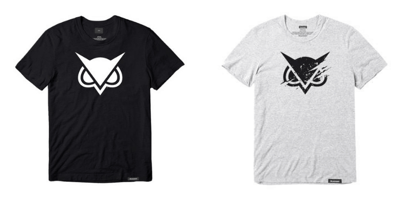 Youtuber Merch VanossGaming Designs