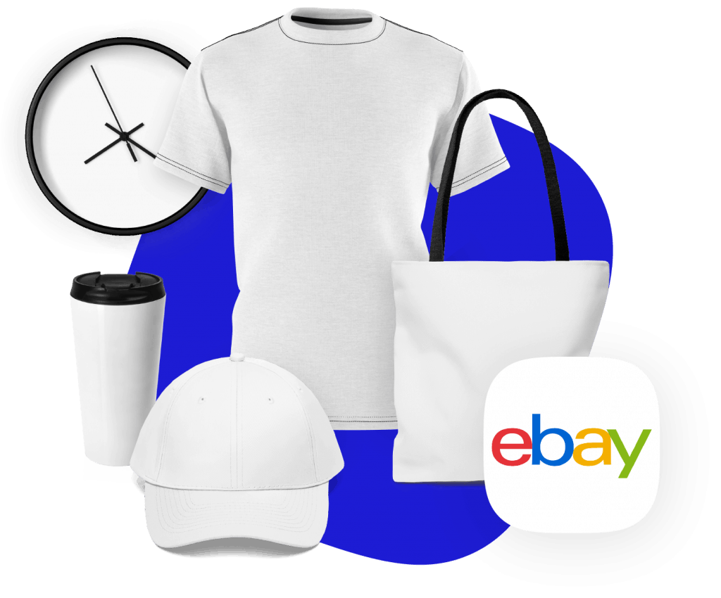 Print on Demand integration with eBay
