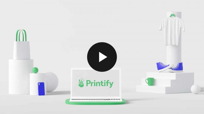 Printify - How it works