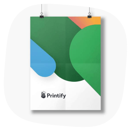 print on demand posters
