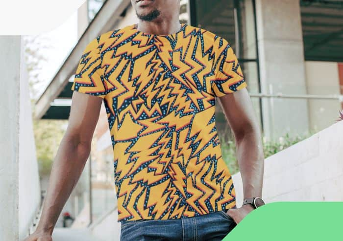 How To Make Custom All-Over-Print Shirts Cut And Sew Shirt