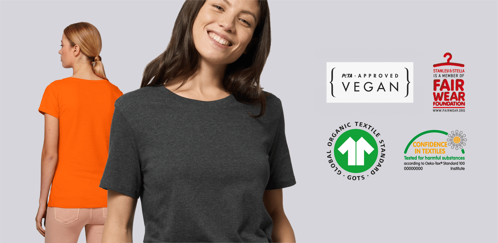 The 100% organic cotton t-shirt is now at Printify