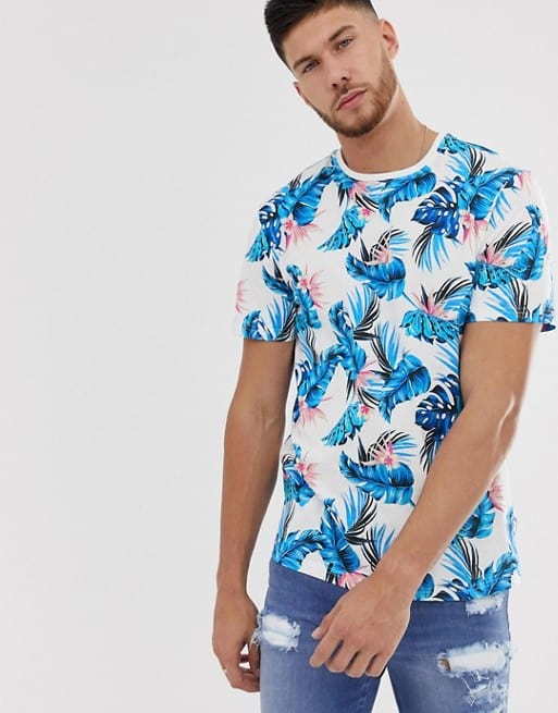 How to make custom all over print shirts? 7