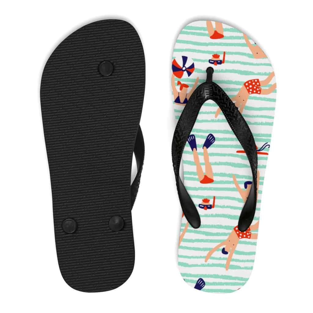 7 most asked custom flip flops questions answered 2