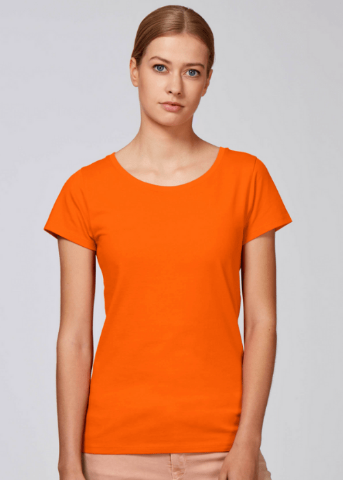 The 100% organic cotton t-shirt is now at Printify 1