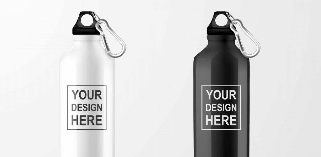 custom printed water bottles