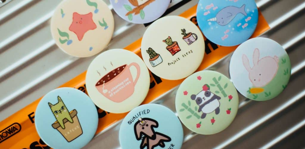 How to sell Pin buttons through print on demand 6