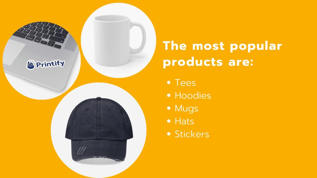 How do you make custom merchandise? 4