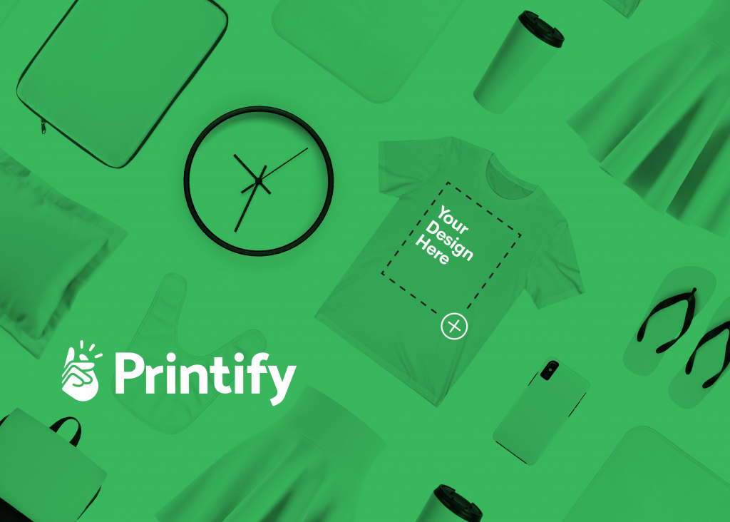 print on demand dropshipping printify