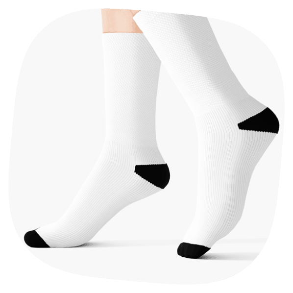 print on demand drop ship products socks