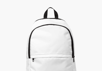 Unisex Fabric Backpack by ArtsAdd