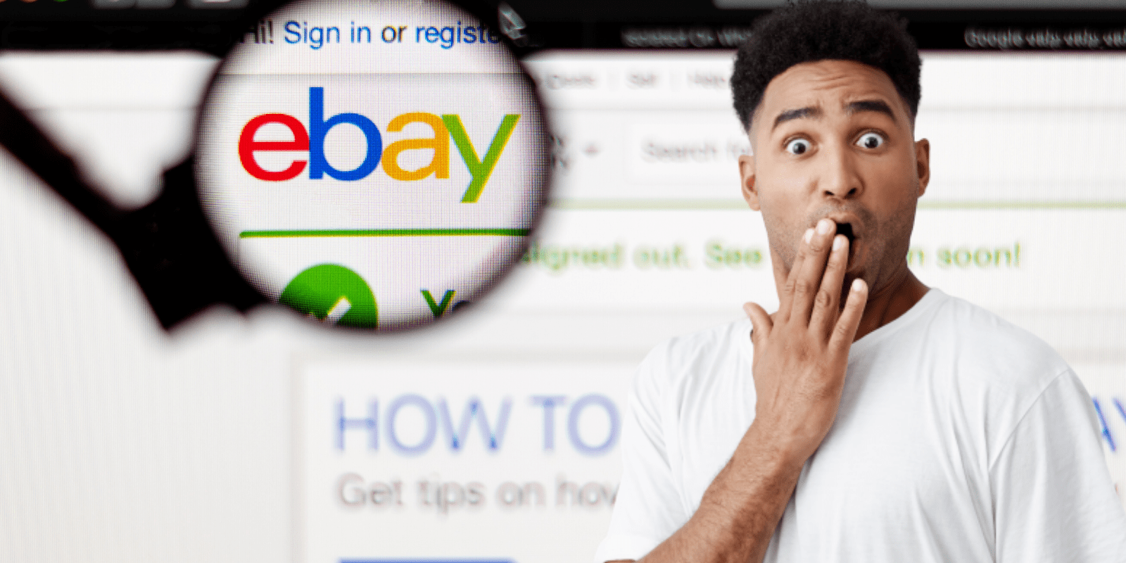 All the secrets about how to make money on eBay
