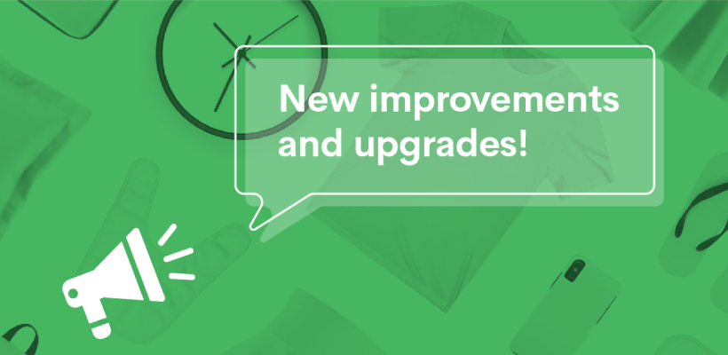 A letter from Printify: New Improvements and upgrades