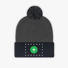 Printify custom Beanie with Pom Pom