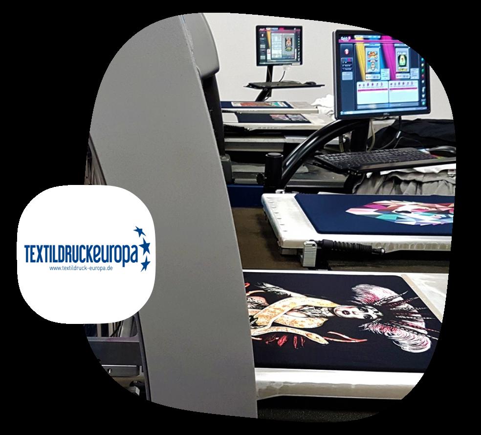 Textildruck Europa Print Provider