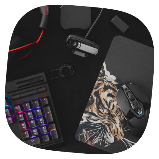 customized mouse pads for gaming