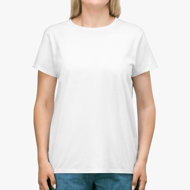 Gildan 5000 unisex heavy cotton tee