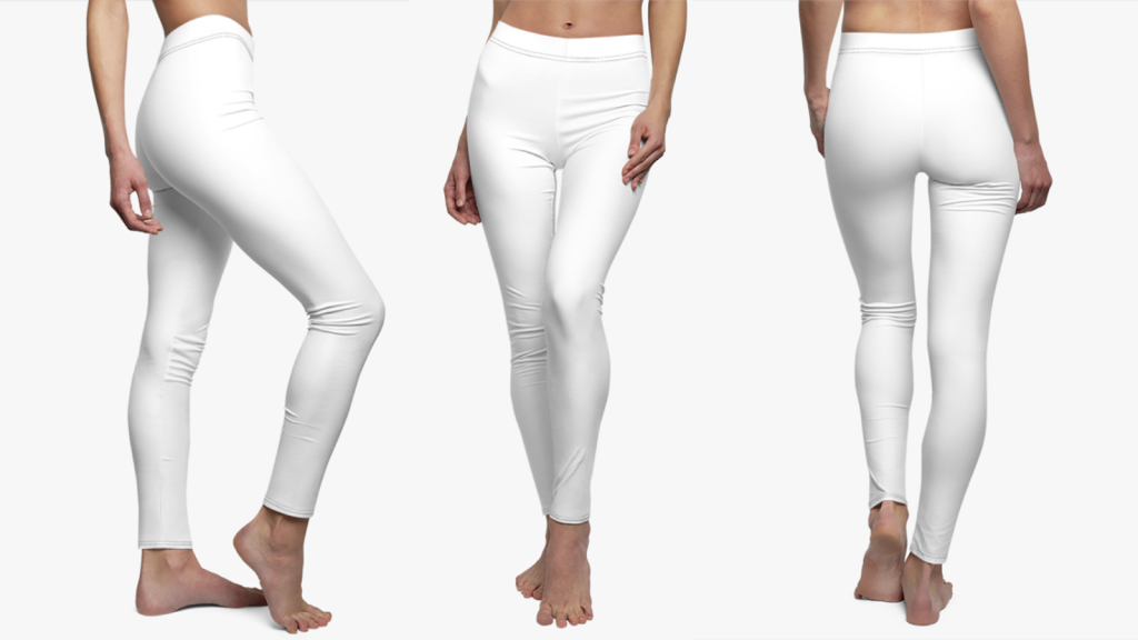 Print on Demand leggings is the New Black 3