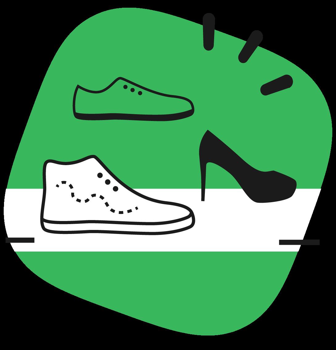 Custom shoes 35