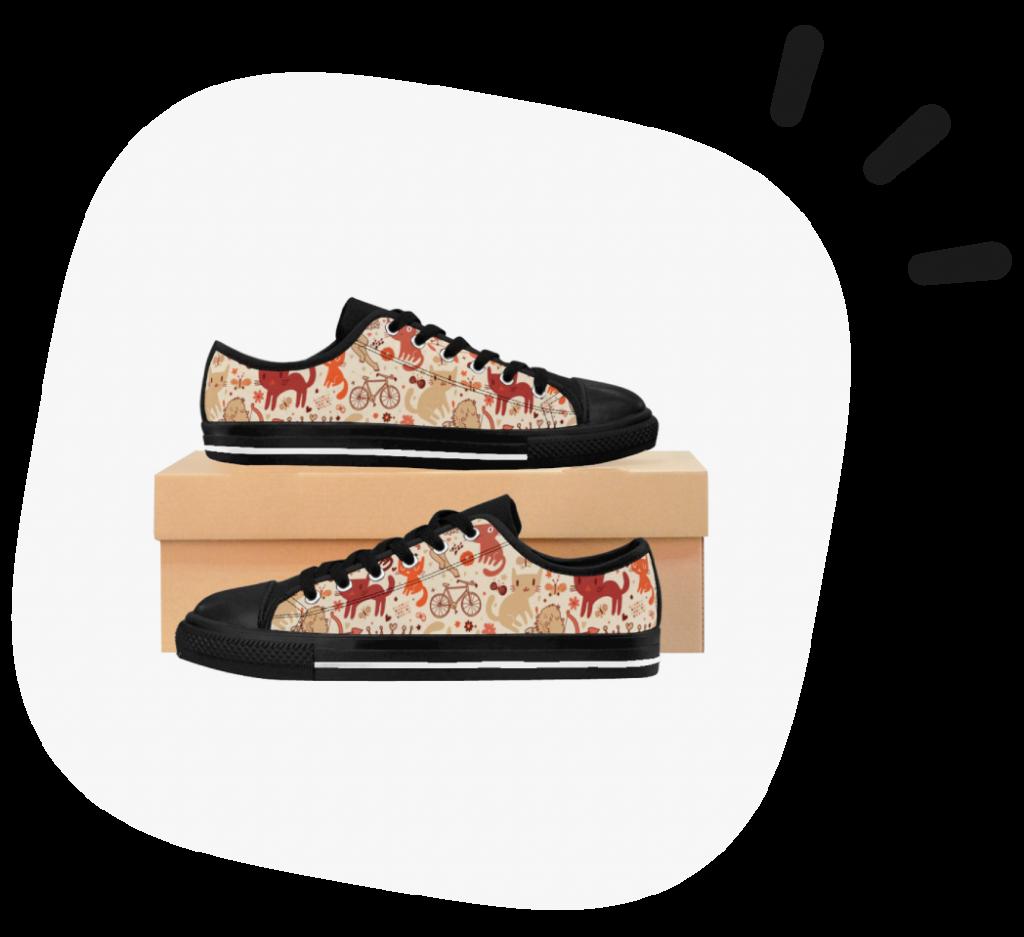Custom shoes 28