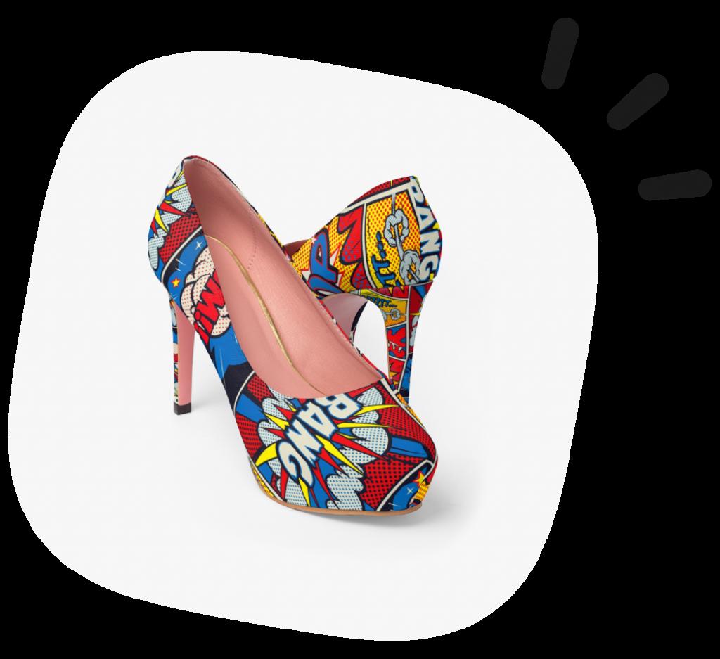 Custom shoes 25