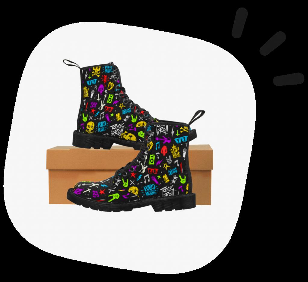 Custom shoes 24