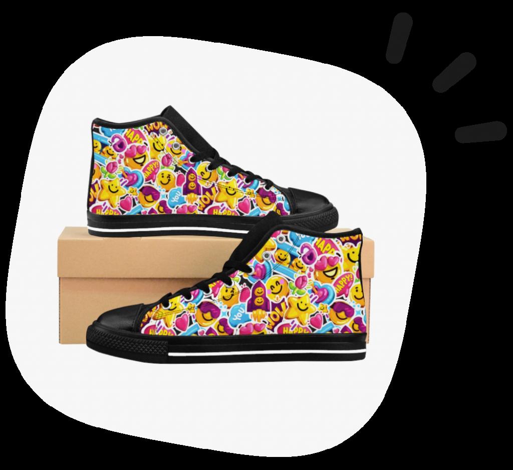Custom shoes 23