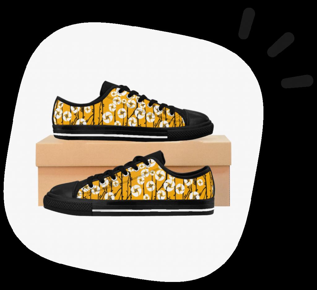 Custom shoes 22