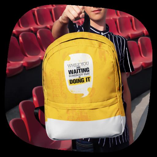 Custom Backpacks 8