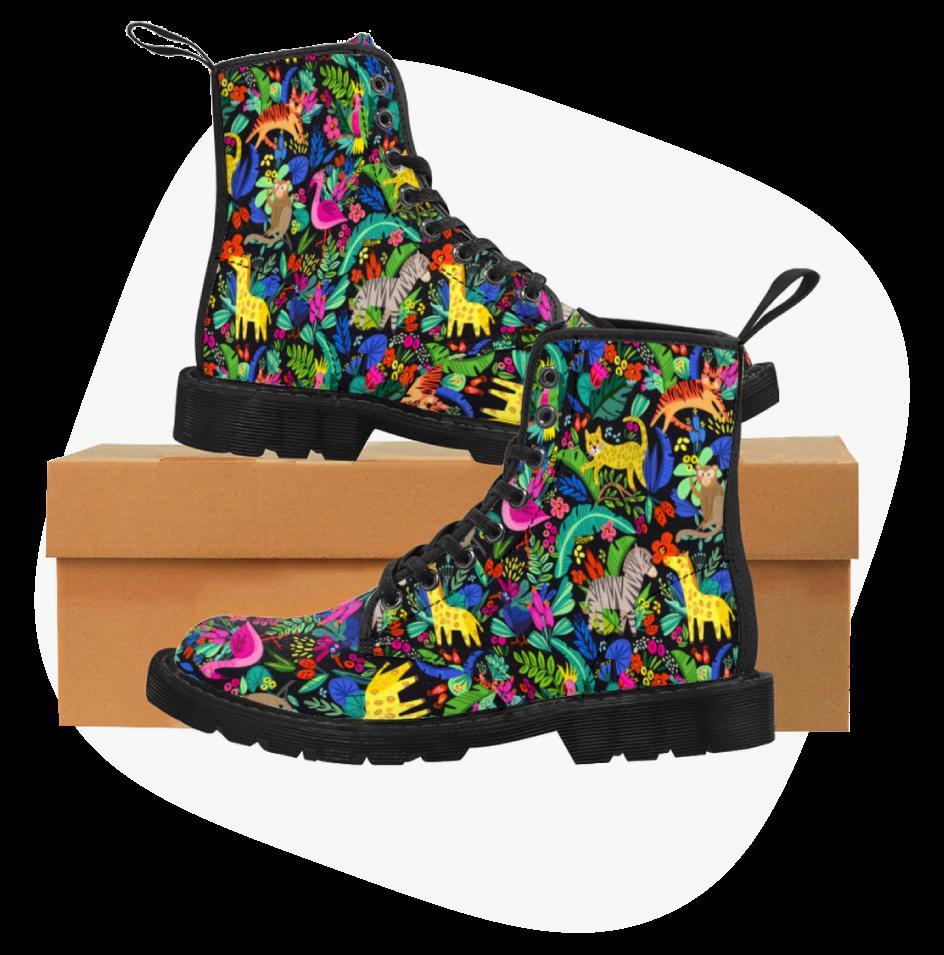 Custom shoes 1