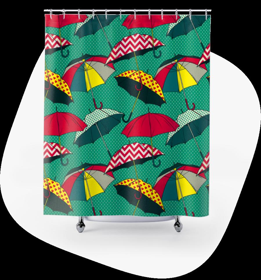 custom-shower-curtains