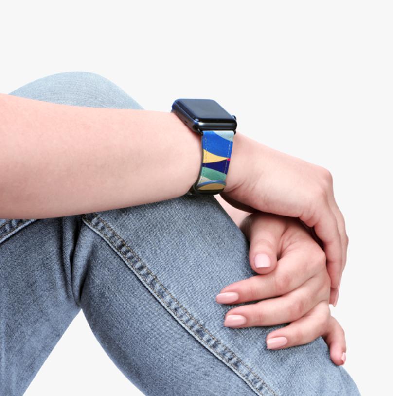 custom watch band