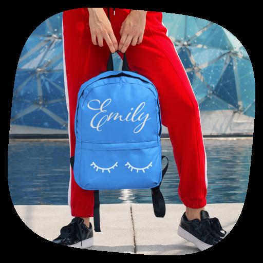 Custom backpacks - Design your own backpack no minimum