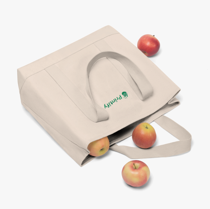 custom shopping tote bag