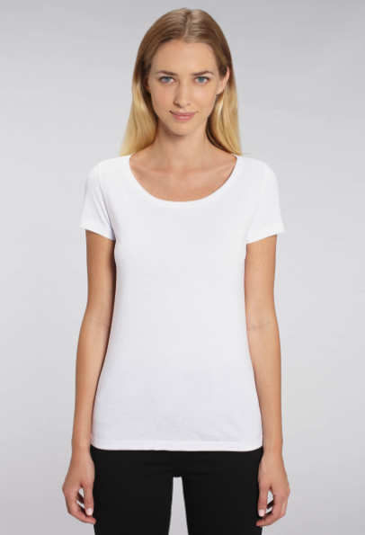 The 100% organic cotton t-shirt is now at Printify 2