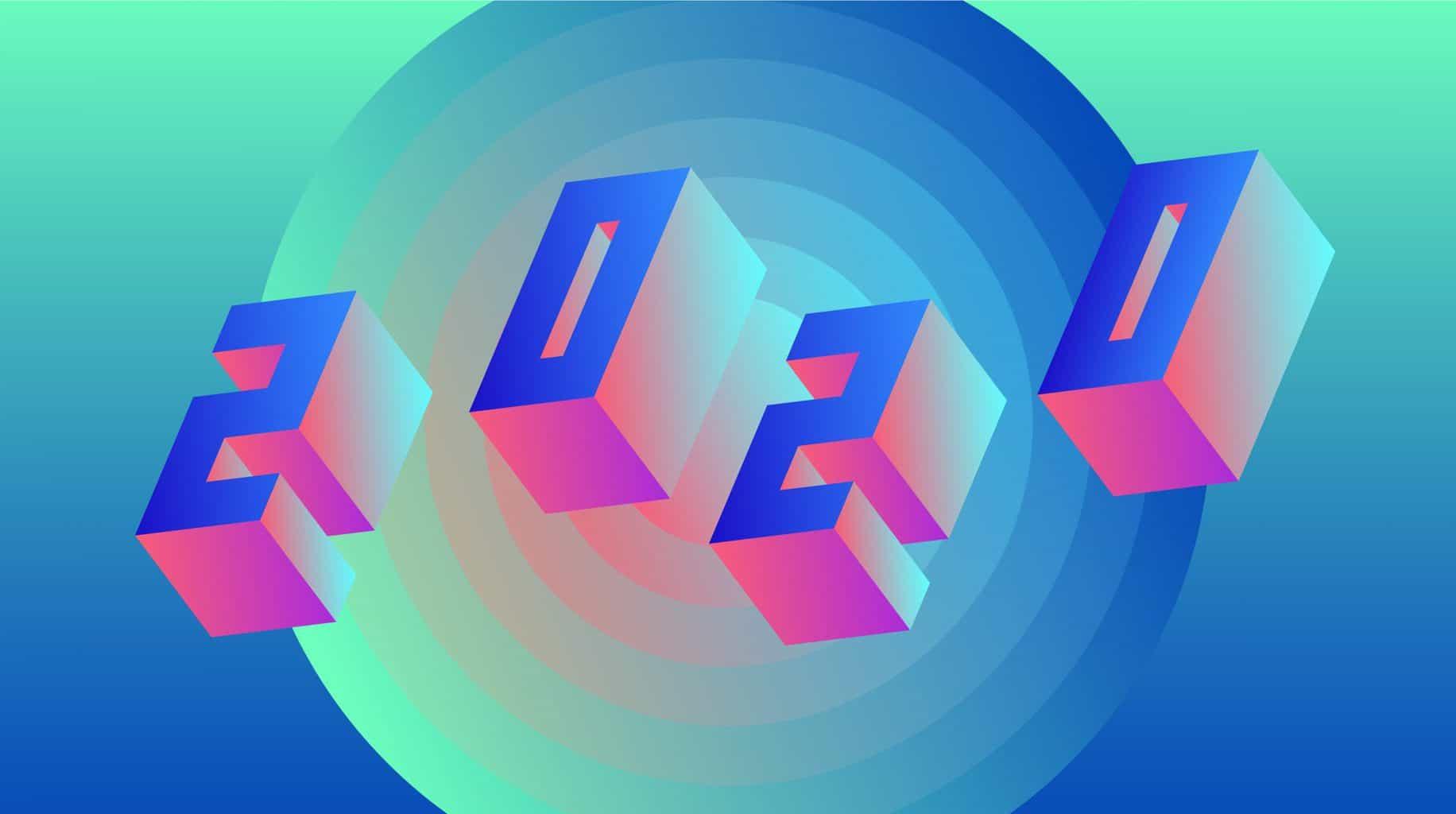 5 popular font trends for 2020