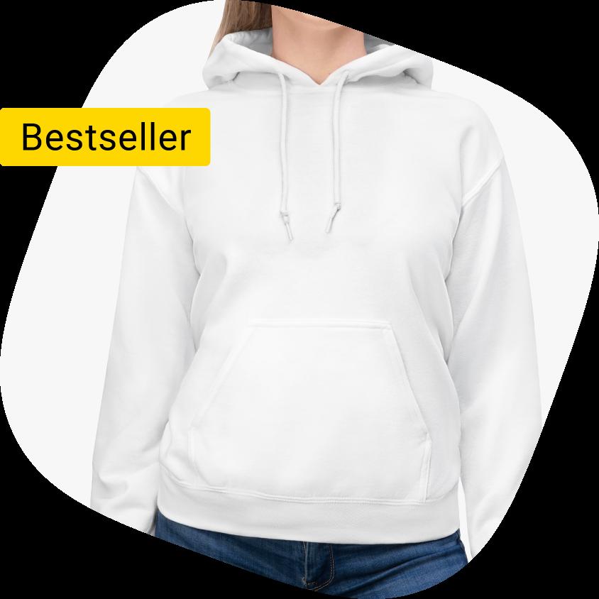 custom hoodies printify bestseller