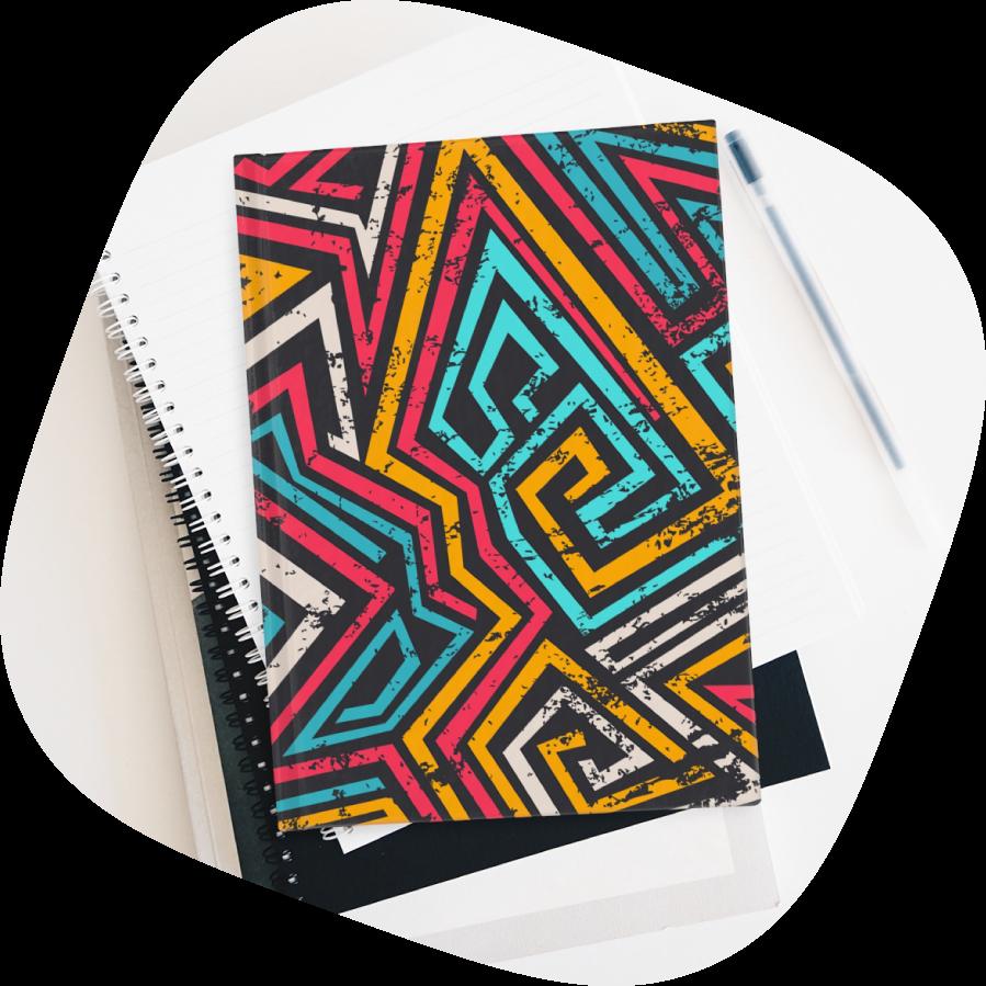 Custom notebooks 4